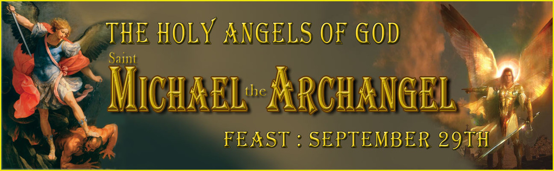 St  Michael the Archangel - Devotion to Our Lady