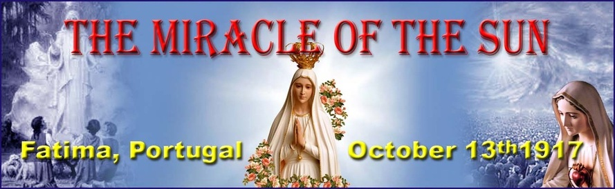 Solar Miracle Fatima Devotion