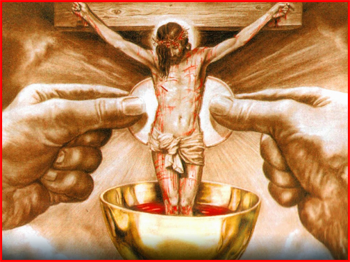 A Spiritual Communion Devotion To Our Lady
