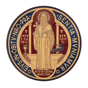 saint benedict essay Many alumni think their time at st benedict's was the most important learning time in their lives if you are a good student, eager for challenges, excited to.