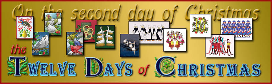 second day of christmas devotion to our lady - 12 Day Of Christmas